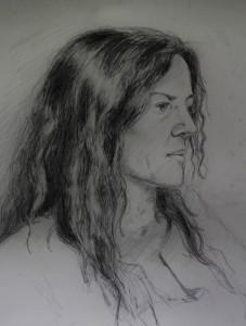 Cor Buijs: Portret van een vrouw